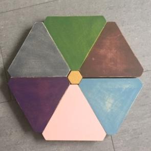 en BRILLIANT diamant med sex facetter; ett verktyg för utvecklingsarbete, där ALLA resurser, egenskaper och kvalitéer finns och är tillgängliga.